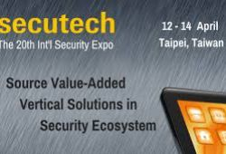 Secutech International, Април 2017 г.,Taipei